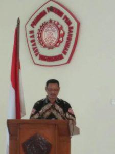 Laporan Ketua Umum PP 20112015