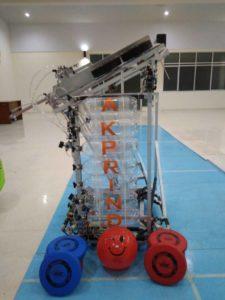 Robot KRAI 2017