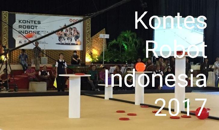 "Raih Penghargaan ""The Best Strategy"" pada KRI 2017 Regional 3, Tim Brahmana IST AKPRIND Yogyakarta LOLOS seleksi KRI Tingkat Nasional 2017"