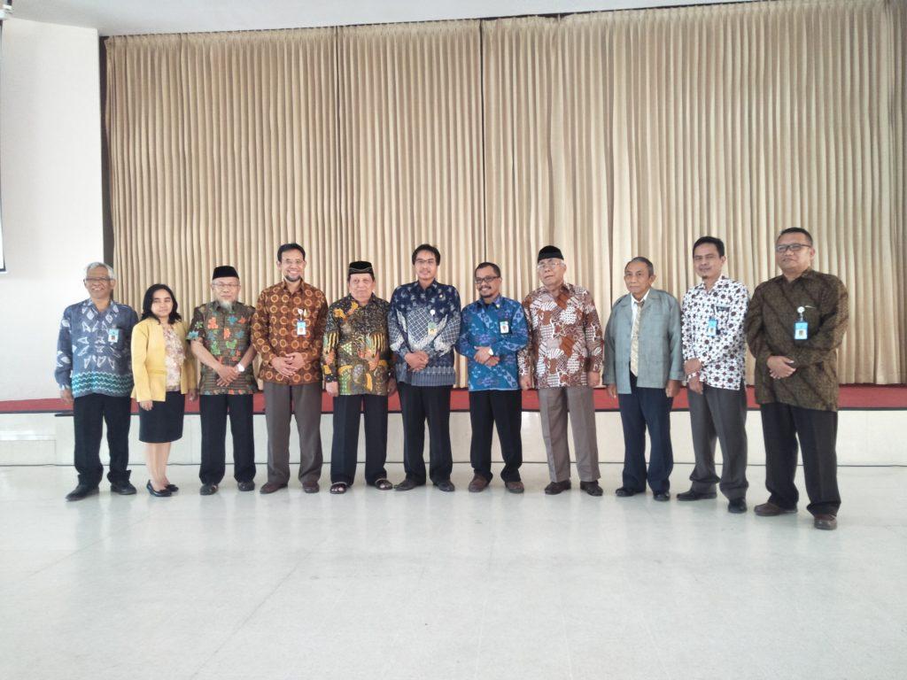 acara motivasi doktor teknik elektro IST AKPRIND Yogyakarta