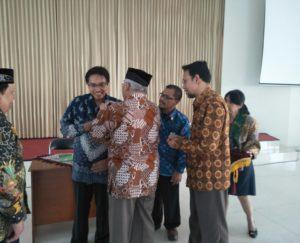 acara motivasi doktor teknik elektro IST AKPRIND Yogyakarta 2