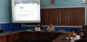 seminar topik skripsi mahasiswa jurusan teknik elektro IST AKPRIND Yogyakarta
