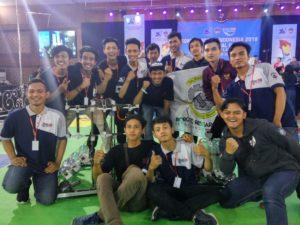 Tim Robot Brahmana KRAI 2018