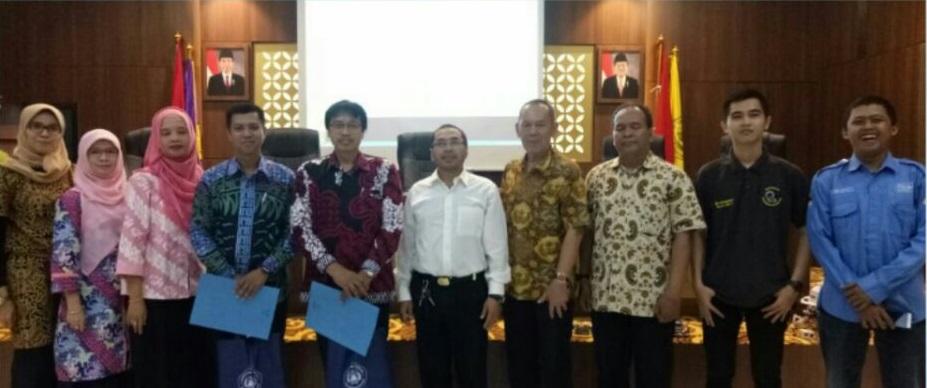 Kuliah Umum Universitas Pakuan Bogor, Hadirkan Dua Pembicara Dosen Elektro IST AKPRIND Yogyakarta