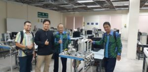 Kunjungan Ketua Jur Teknik Elektro IST AKPRIND ke Universiti Malaysia PAHANG_4