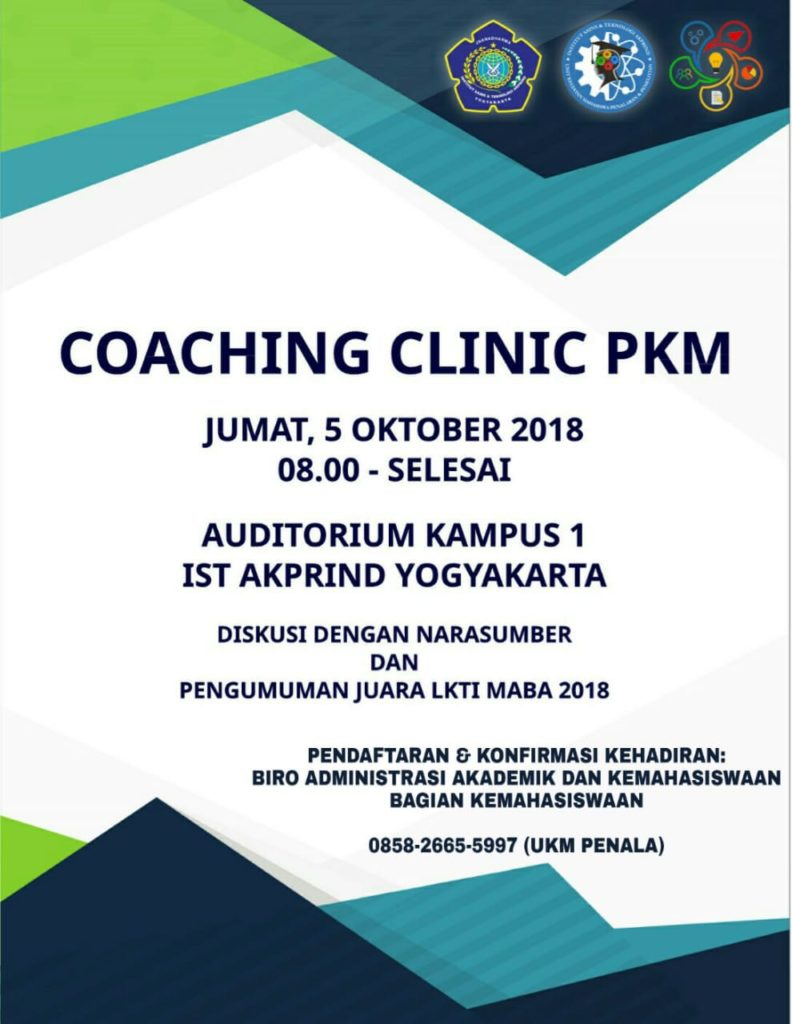 Coaching Clinic PKM elektro akprind