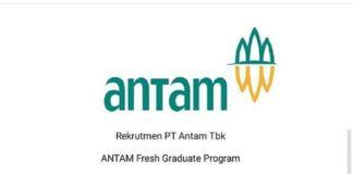 ANTAM Fresh Graduate Program