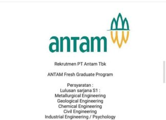 ANTAM Fresh Graduate Program