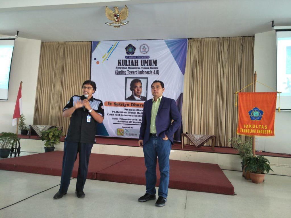 Seminar Teknik Elektro IST AKPRIND 1
