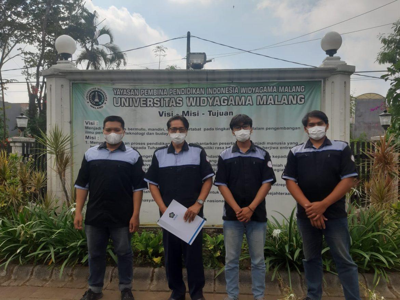 Kerjasama  MBKM Jurusan Teknik Elektro IST  AKPRIND dan Teknik Elektro Universitas Widyagama Malang